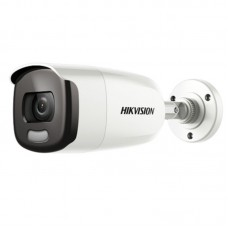 HD CAMERA HIKVISION COLORVU 2MP 3,6mm  DS-2CE12DFT-F