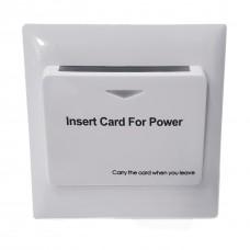 ODLAGAČ KARTICE / PREKIDAČ STRUJE 16A (za 125KHz kartice)