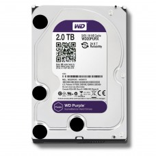 WD PURPLE HARD DISK DVR ST 2TB