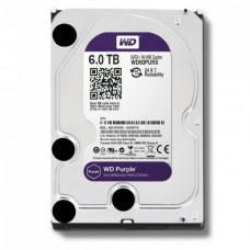 WD PURPLE HARD DISK DVR ST 6TB